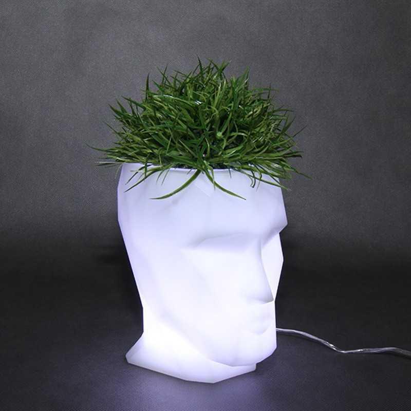 Pots de fleur Design Adam Finition Mate - BARAZZI