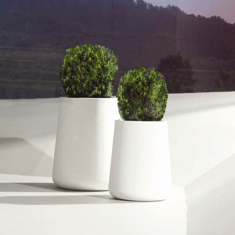 pot vasija carr haut finition mate barazzi. Black Bedroom Furniture Sets. Home Design Ideas