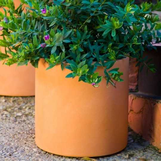 Vondom CYLINDER Pot with Matt Finish