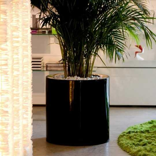 Vondom CYLINDER Pot with Lacquered Finish