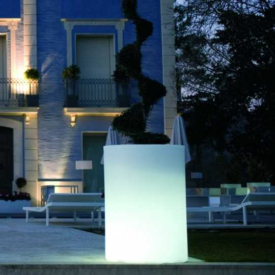 Vondom CYLINDER Pot with RGB LED Light