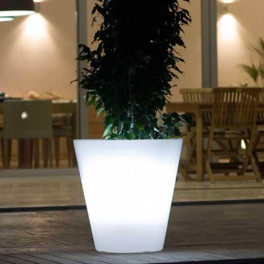 Vondom HIGH CONE Wireless and Multicolored LED Light Pot