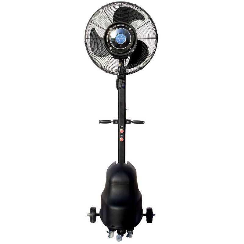 Ventilateur Brumisateur Extérieur Ou Intérieur O Fresh Barazzi
