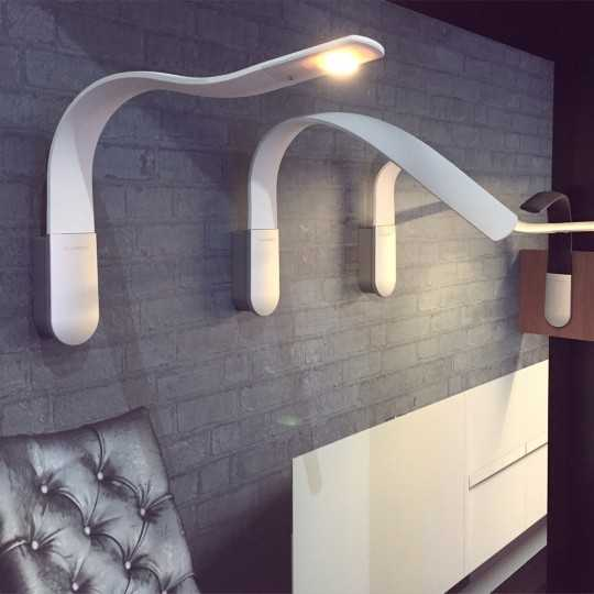 Hatha Wall - Applique design flexible - Qisdesign