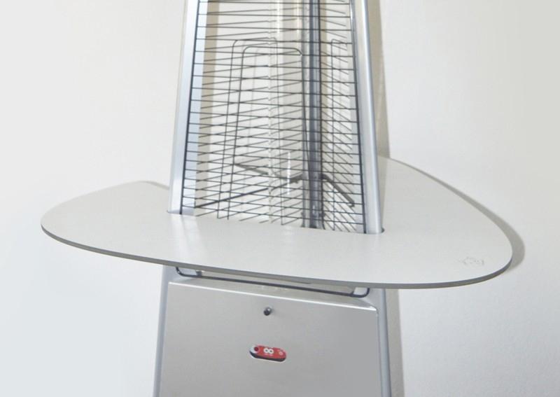 Falo Evo Color Pyramid Gas Outdoor Heater By Italkero