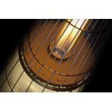 Flame - Dolce Vita - Gas Outdoor Heater - Italkero