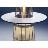 Coffee Table (optional) - Dolce Vita - Gas Outdoor Heater - Italkero