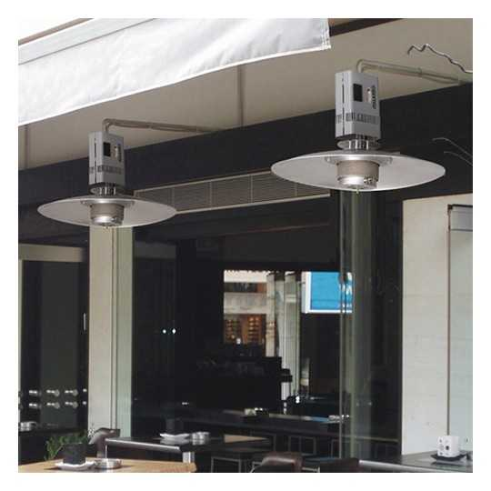 Power supply kit for Spider Hanging Gas Patio Heater - Italkero