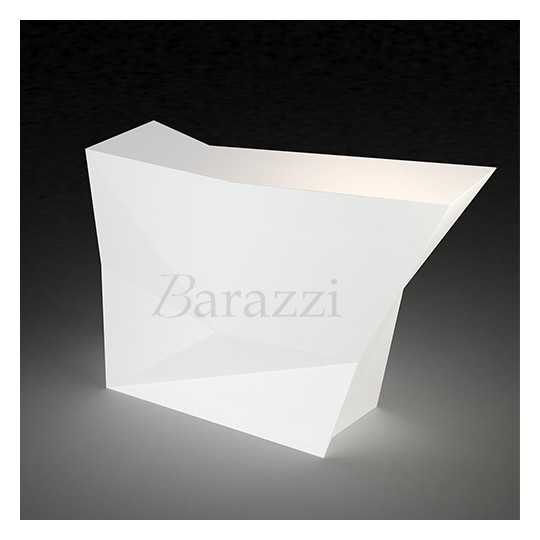 Faz Bright Side LED White Bar by Vondom