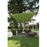 Flexy Twin Large Shading System with Two Independent Awnings and Gutter (sold separately) by Fim