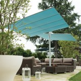 Flexy Twin by Fim European Umbrella with Two Independent Shade Wings