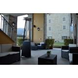 Falo Evo Luxury Professional Heater Black Color by Italkero