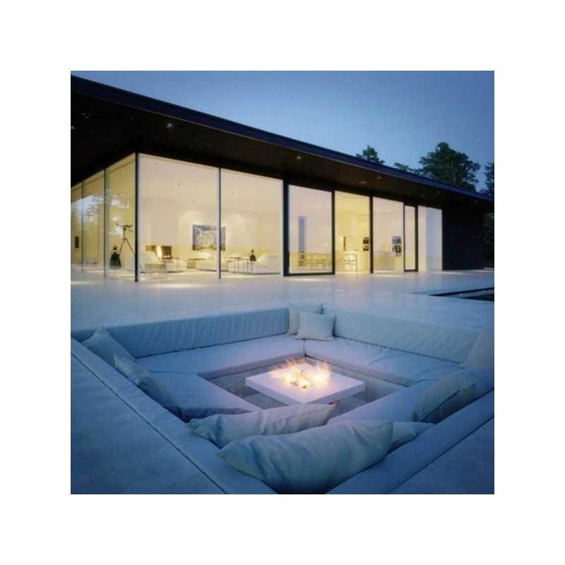 Focus 40 Insert or Freestanding Outdoor Gas Fireplace