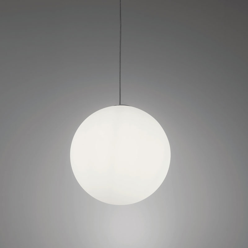 Hanging Light Round: GLOBO 50 Round Hanging Lamp 50cm Diameter For Indoor Or