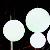 GLOBO 80 Hanging Lamp and mixed sizes. Spherical Pendant Lamps