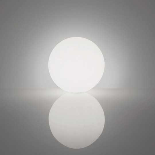 GLOBO 60 Luminous Bubble Floor Lamp 60 cm Diameter with Matt or Lacquered Finish