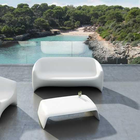 BLOW Sofa Polyethylene Matt by Vondom