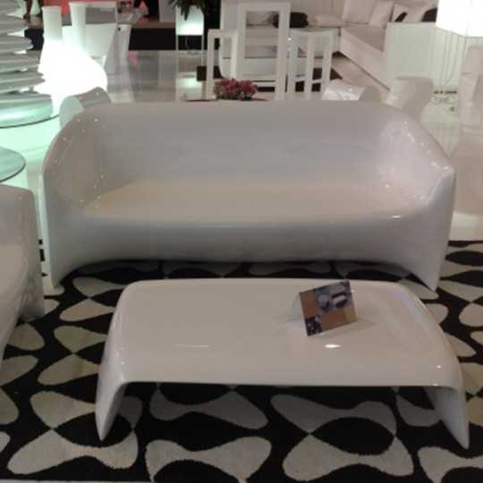 BLOW Sofa Lacquered by Vondom