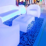 BLOW Coffee Table with Led Light RGB by Vondom