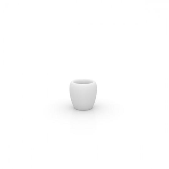 BLOW Pot 40 - Outdoor Garden Polyethylene Jar with Matt Finish - Vondom