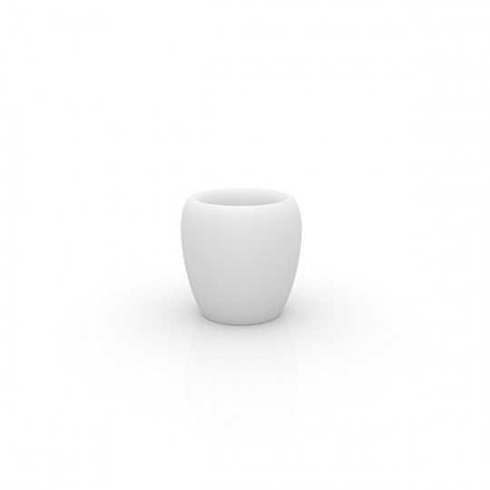 BLOW Pot 60 - Outdoor Garden Polyethylene Jar with Matt Finish - Vondom