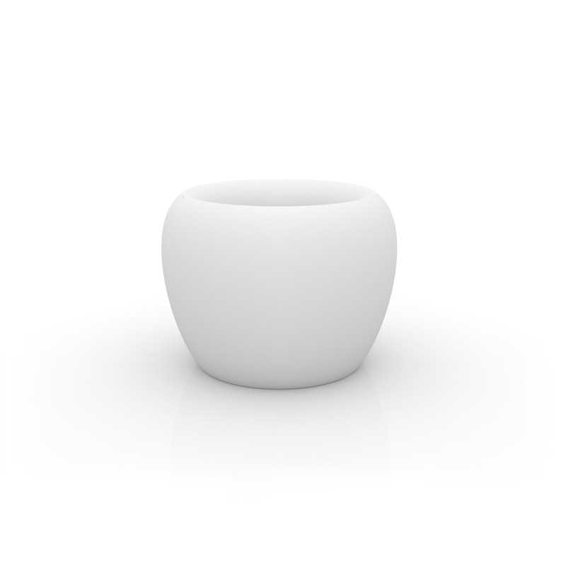 BLOW Pot 75 - Outdoor Garden Polyethylene Giant Jar with Matt Finish - Vondom