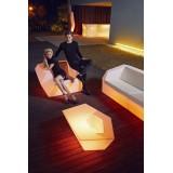 Bright Sofa Armchair and Coffee Table Faz Vondom