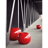 Apple Red Varnish Brilliant Outdoor by Bull & Stein and Lisa Pappon