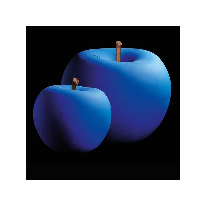 2 Apples PolyresinVelvet Matte Outdoor by Bull & Stein and Lisa Pappon