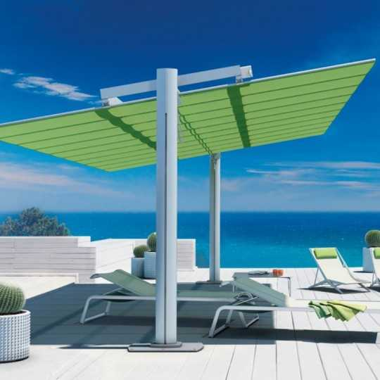 FLEXY LARGE Freestanding Modular Shade System for Professionals