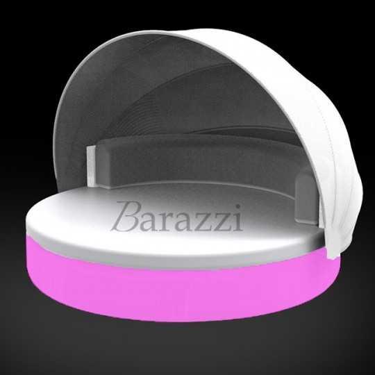ULM DAYBED Sofa Parasol RGB LED Light - Vondom