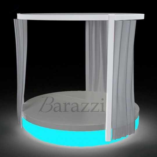 VELA DAYBED Round RGB LED Light Canopy - VONDOM