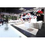 Modular Outdoor Sofa TABLET at the Milan Furniture Fair by VONDOM