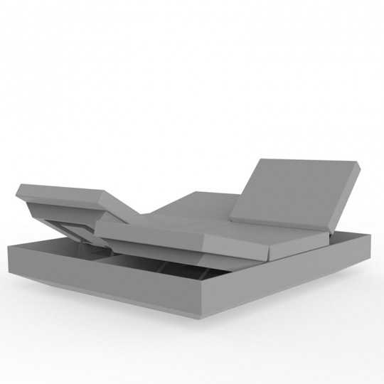 VELA DAYBED Carré Inclinable x4 Laqué - VONDOM