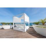 Vela Outdoor Daybed Poolside by Vondom