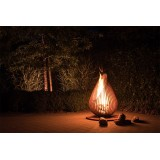 Dewdrop M Glowbus Outdoor Fireplace