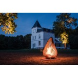 pretty Outdoor Brazier Dewdrop XL Glowbus