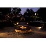 ZERO 200 - Outdoor Fire Pit Protective Cover Ø 200 - AK47