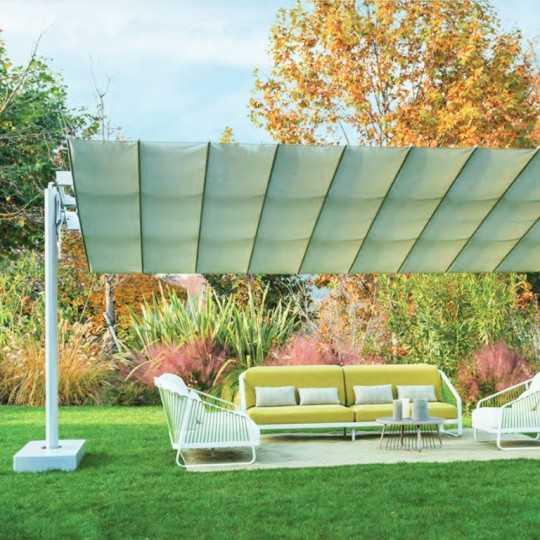 Flexy Large Large Freestanding Modular Shade System Made in Europe