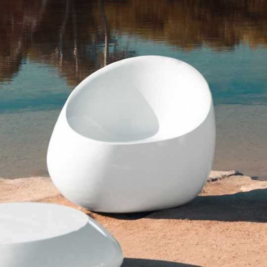 Fauteuil Design Stone