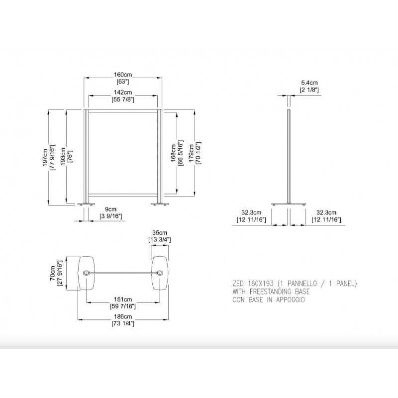 MAGMA HIGH GAS Industrial Bar Table Brazier Plancha 4 seats