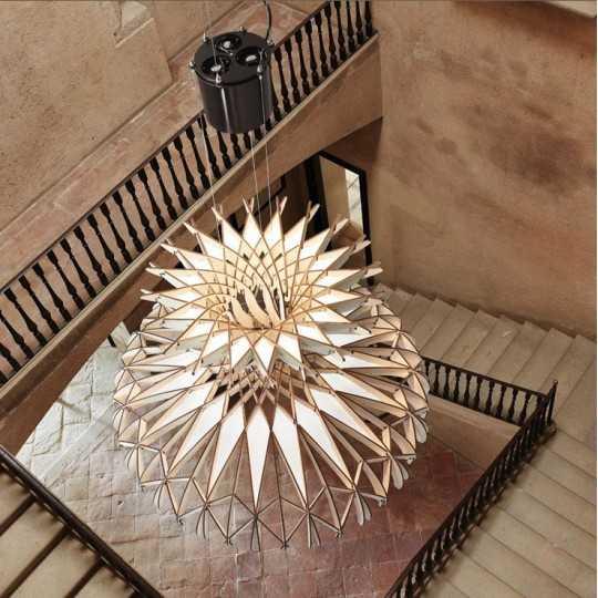 Dome 180 - Pendant Lamp - Luxury Hotel Lighting