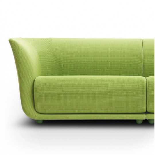 SUAVE Right Sofa - Outdoor Couch VONDOM