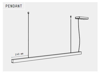 Shéma suspension Tunto led28