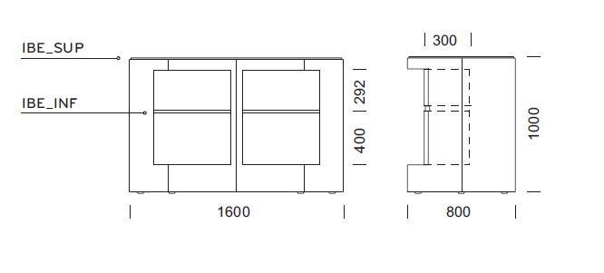 hauteur d un bar fabulous tabouret de bar en metal factory avec dossier white matt hassise cm. Black Bedroom Furniture Sets. Home Design Ideas